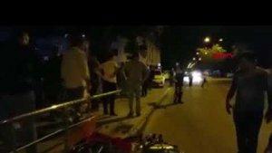 Motosikletle Gezen 3 Çocuk Kazada Yaralandı